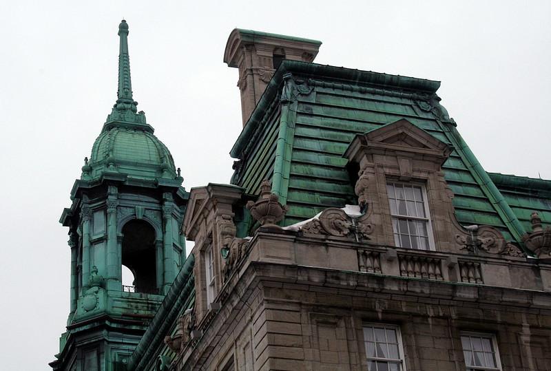 Vieux Montreal - Hotel De Ville 1