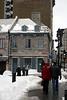 Vieux Montreal - Street Scene 1