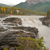 TRCA-11086: Athabasca Falls in Jasper National Park