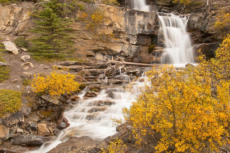 TRCA-11079: Fall color along Tangle Falls