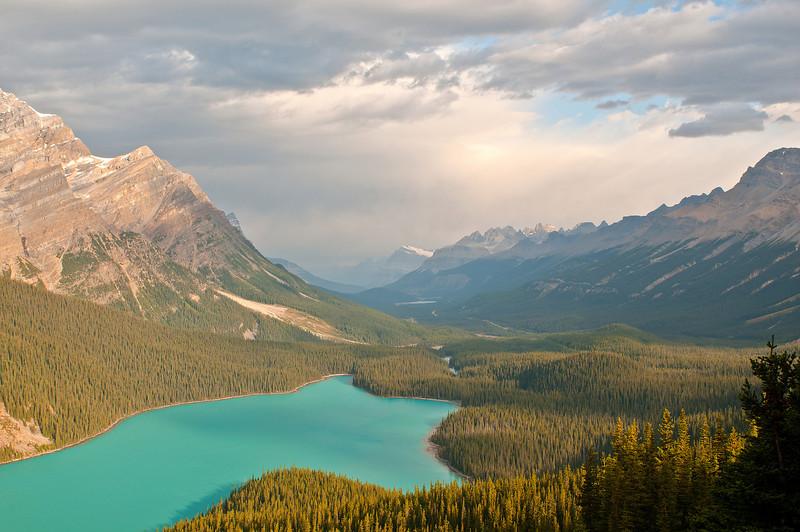 TRCA-11069: Peyto Lake in Banff National Park