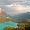 TRCA-11069: Peyto Lake in Banff National Park