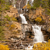 TRCA-11076: Tangle Falls in Jasper National Park