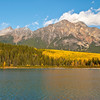 TRCA-11100: Patricia Lake and Pyramid Mountain