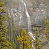 TRCA-11186: Bridal Veil Falls in Jasper National Park