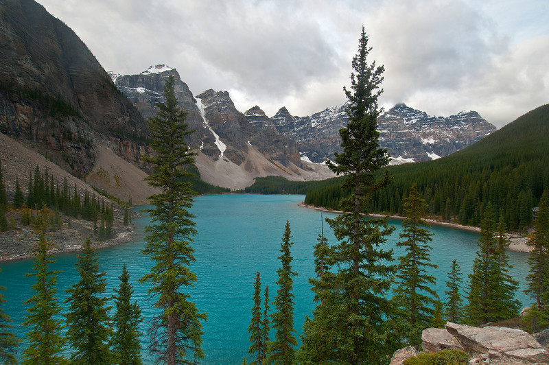 TRCA-11002: Moraine Lake in Banff National Park