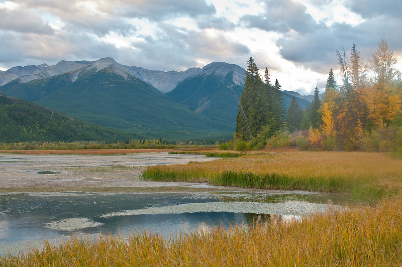 TRCA-11029: Cascade Potholes in Banff National Park