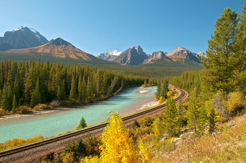 TRCA-11054: Bow River in Banff National Park