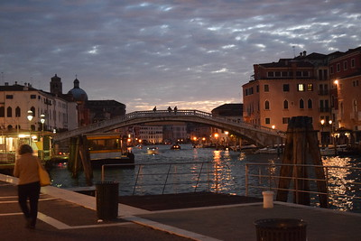 Grand Canal Early Morning
