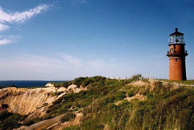 Aquinnah Lighthouse   Martha's Vineyard
