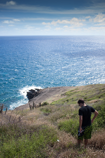 The easternmost point in the United States including territories.