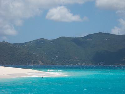 British Virgin Islands April 2010
