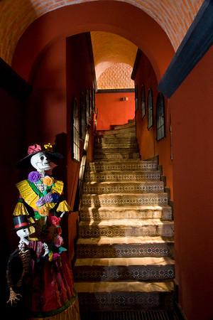 San Miguel de Allende-Buildings and Decorations