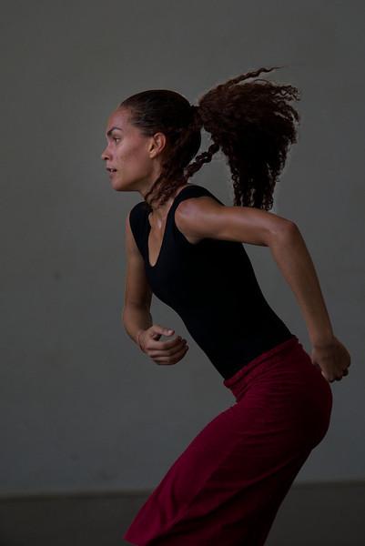 Dancer Malpaso Modern Dance Group 3
