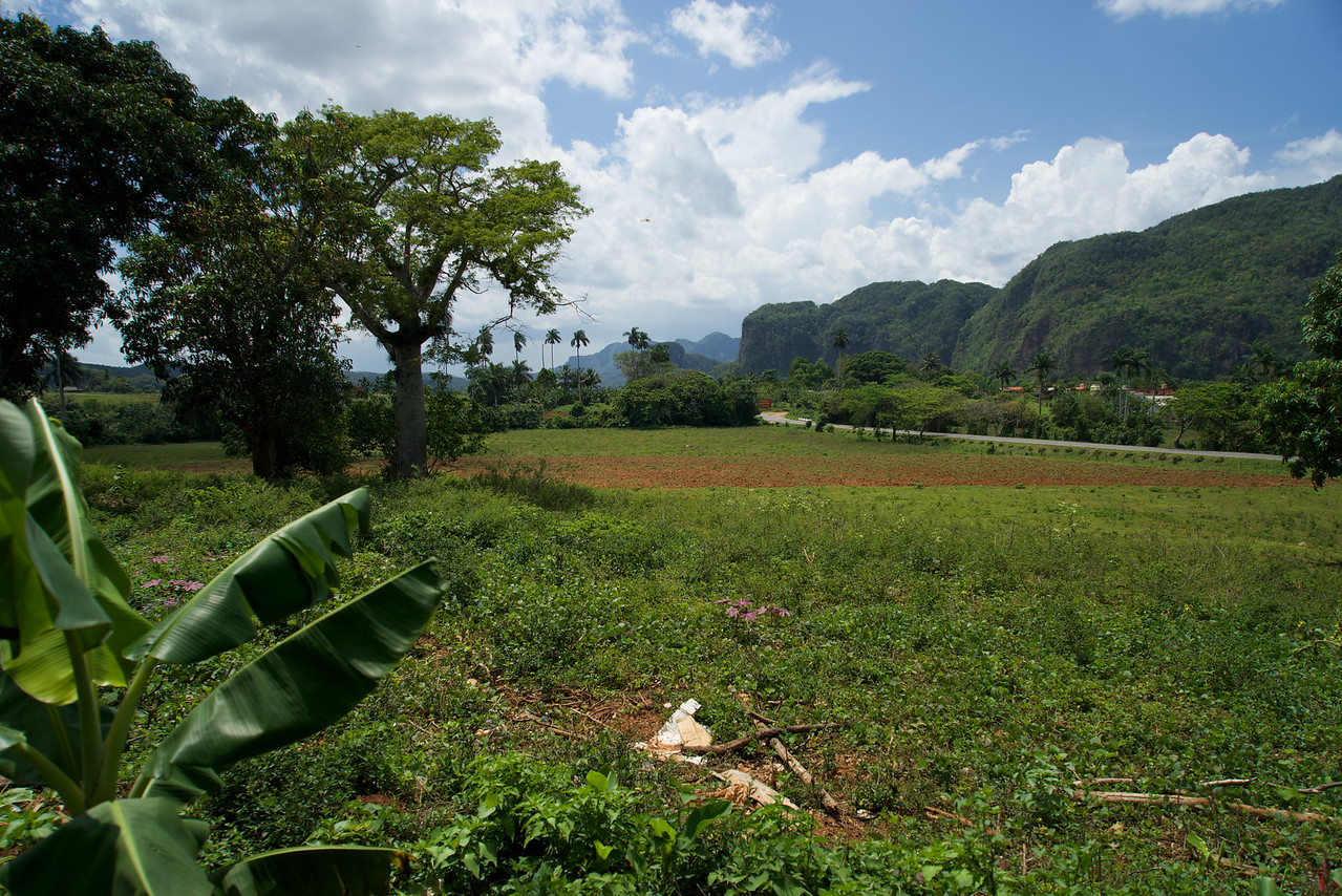 Countryside Vinales National Park