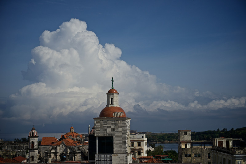 Cathedral and Thundercloud