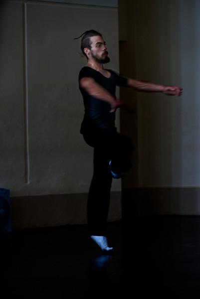 Dancer Malpaso Modern Dance Group 1