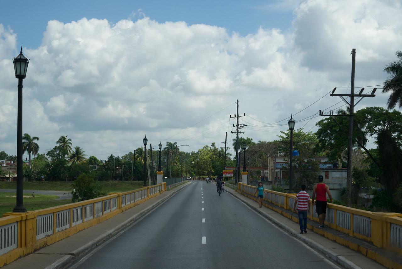Bridge Pinar del Rio