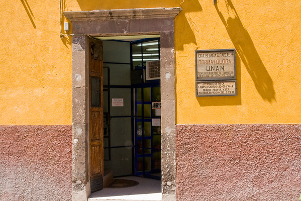 Doors of San Miguel