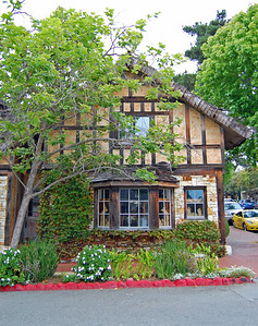 One of the many charming shops of Carmel.