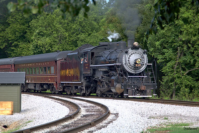 Tennessee Valley Railroad Museum Chattanooga, TN, 07/13/2019 This work is licensed under a Creative Commons Attribution- NonCommercial 4.0 International License