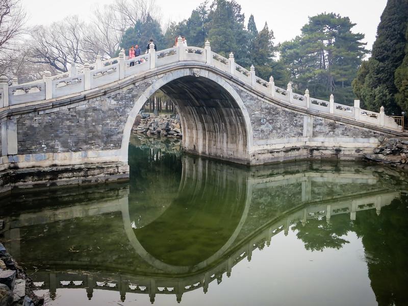 A Bridge at the Summer Palace