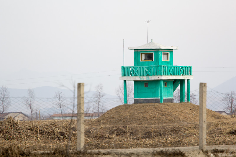 North Korean Border