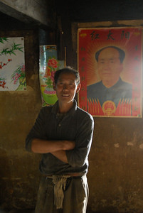 "Local people still admire their former ""great"" leader Mao..... I am not sure why?"