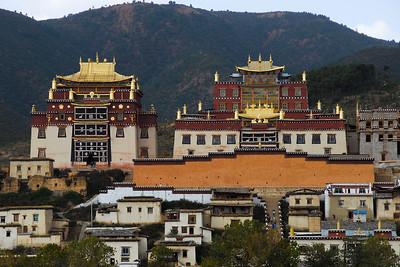 Shangri La - Monastery