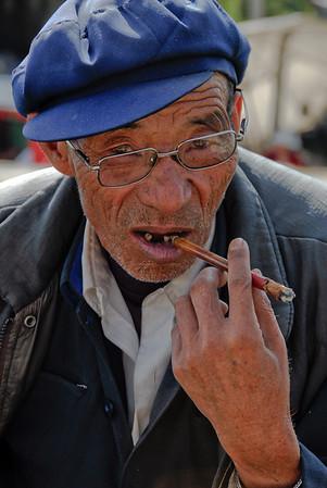 Tabacco salesman.