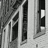 shell of a building, Rainelle WV