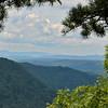 Manns Creek Gorge overlook