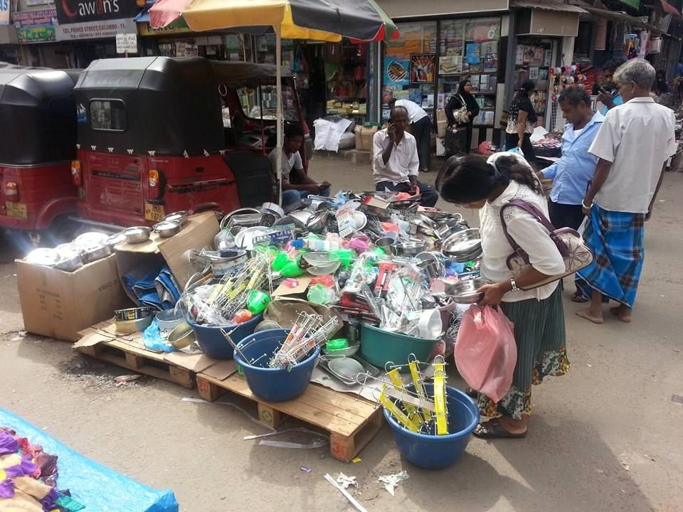 Colombo Market 2015