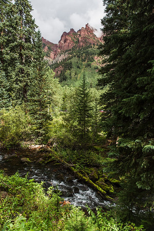 Colorado -  Maroon Bell State Park