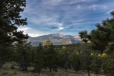 Colorado -  Rocky Mountain National Park