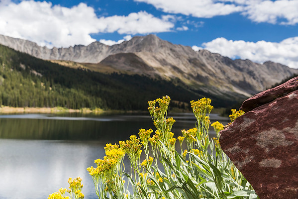 Colorado -  Clinton Gulch Reservoir