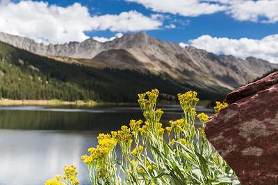 Colorado -  Clinton Gulch Reservoir