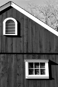 Barn Windows #1
