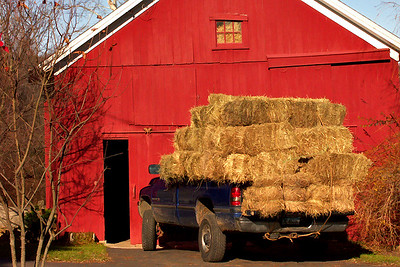 Hay Delivery Sherman CT