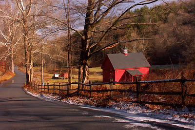 The Road less Traveled Sherman CT