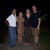 Berjita (preacher) and her husband with Tabitha and Josh.