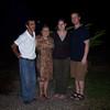 Berjita (preacher) and her husband with Tabitha and Josh.