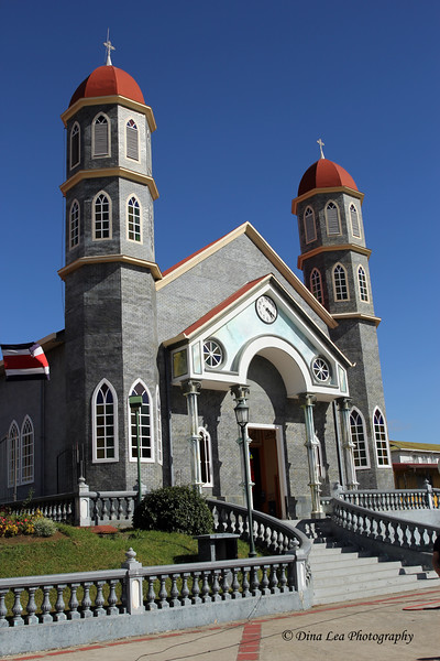 Zarcero Catholic Church