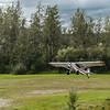 Alaskan Bush Pilot In Action