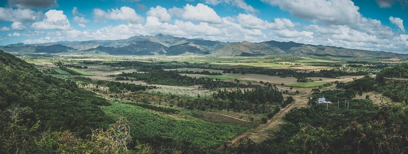 Valle de los Ingenios outside Trinidad.