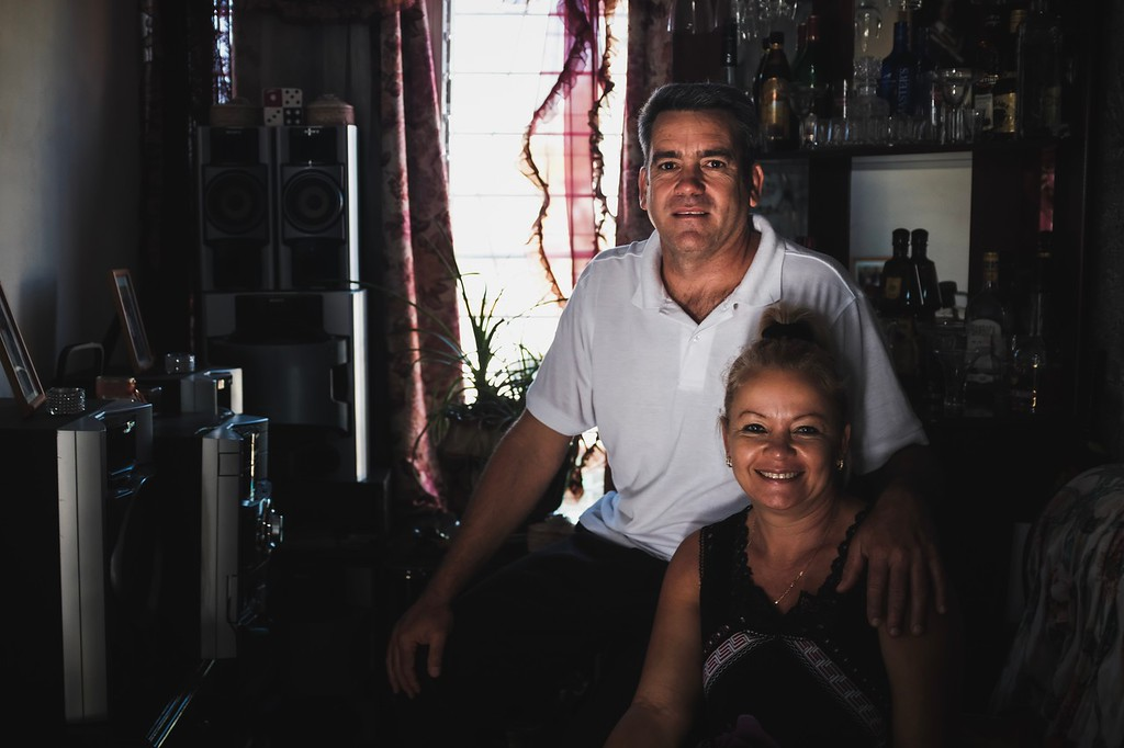 Osmany and Marie-Lise