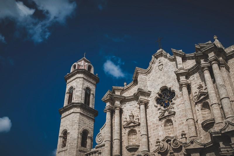 Catedral de la Habana in Havana