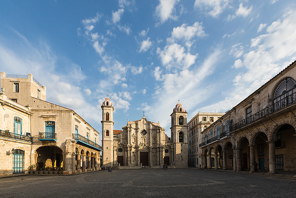 Plaza of the Cathedral