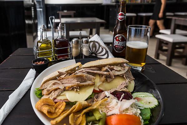 BEST Cuban sandwhich in Havana!