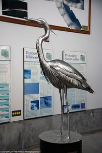 Artistic Heron